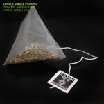 50 Organic Greenfields Estate Green Tea